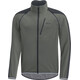 GORE WEAR C3 Phantom Windstopper Zip-Off Jacket Men castor grey/black